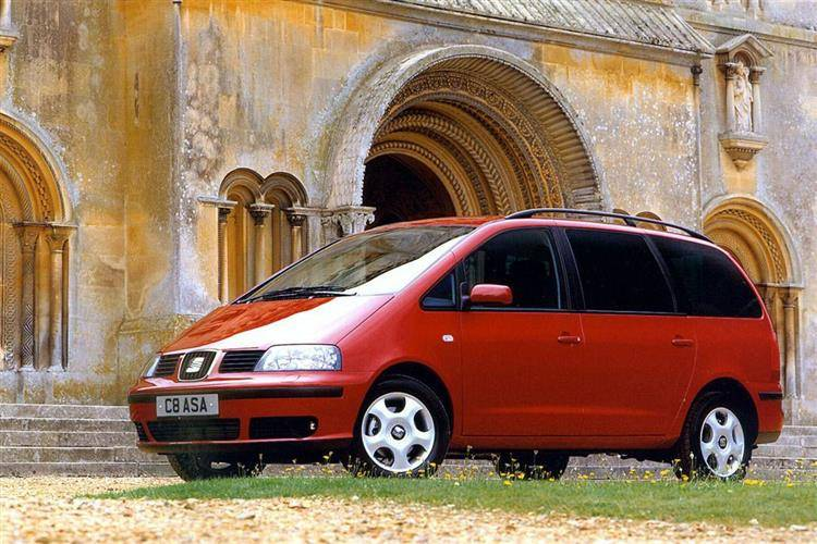 seat alhambra 1996 2000 used car review car review. Black Bedroom Furniture Sets. Home Design Ideas