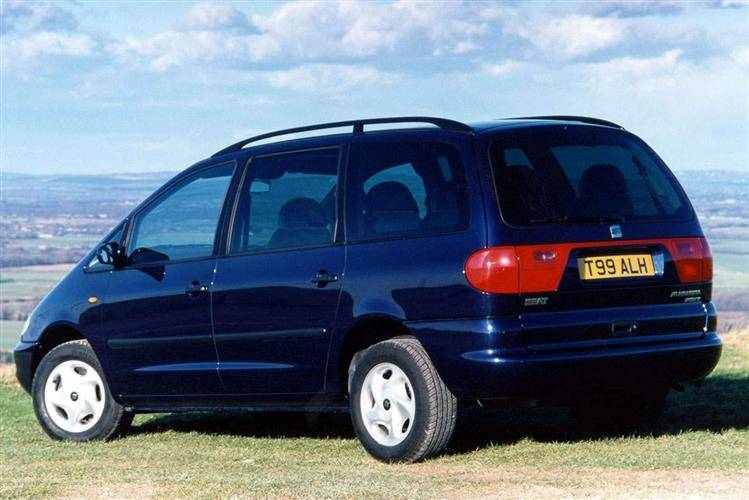 SEAT Alhambra (1996 - 2000) used car review