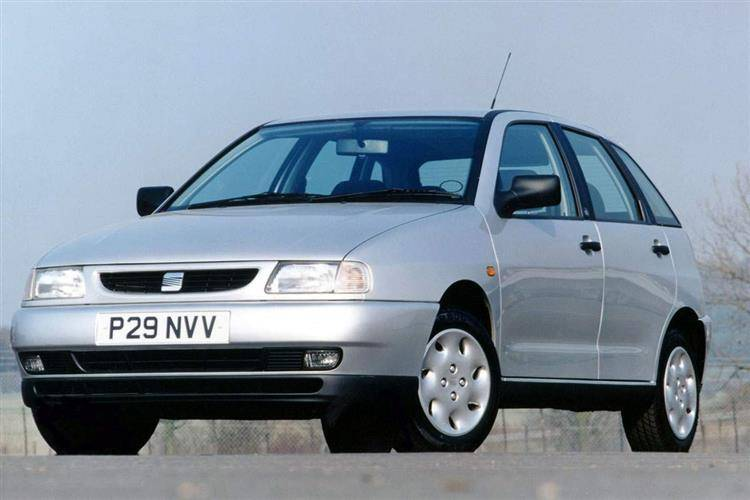 seat ibiza 1985 1999 used car review car review. Black Bedroom Furniture Sets. Home Design Ideas