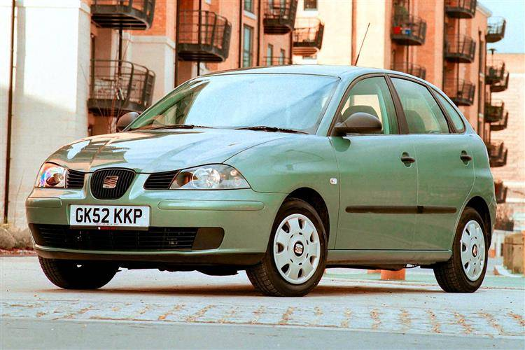 SEAT Ibiza (2002 - 2008) used car review