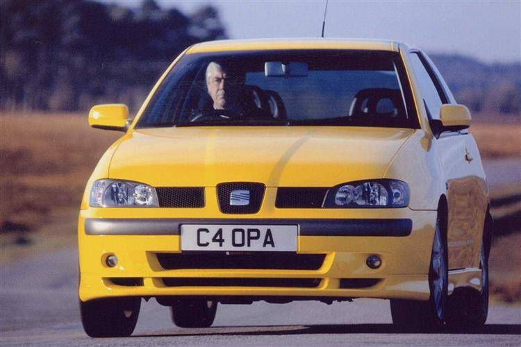 seat ibiza 1999 2002 used car review car review rac drive. Black Bedroom Furniture Sets. Home Design Ideas