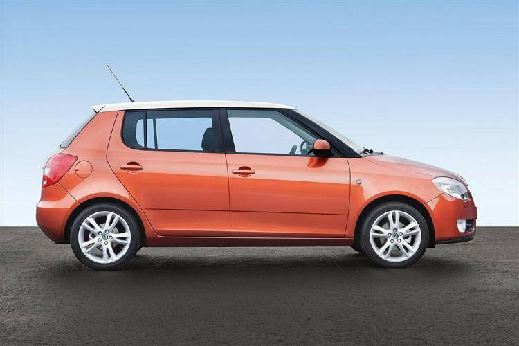 skoda fabia 2007 2010 used car review car review rac drive. Black Bedroom Furniture Sets. Home Design Ideas