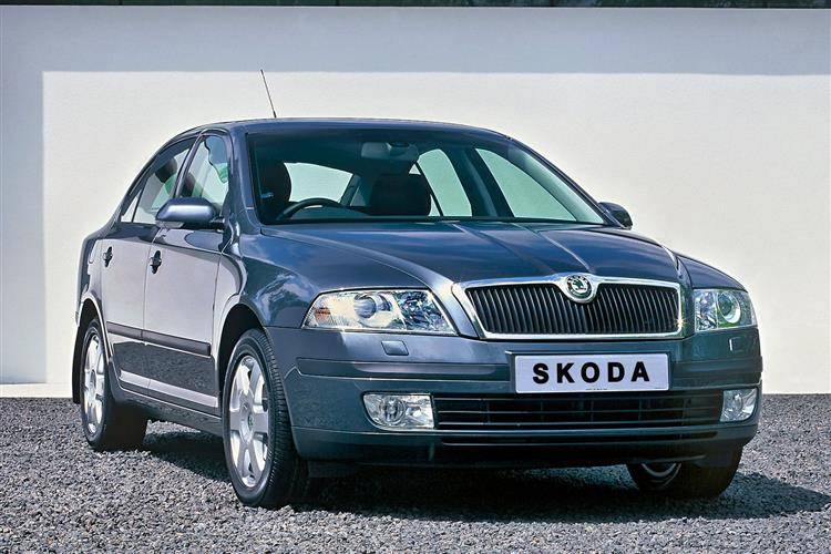 Skoda Octavia (2004 - 2009) used car review