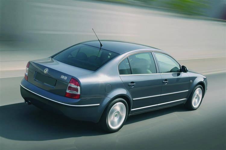 skoda superb 2002 2008 used car review car review rac drive. Black Bedroom Furniture Sets. Home Design Ideas