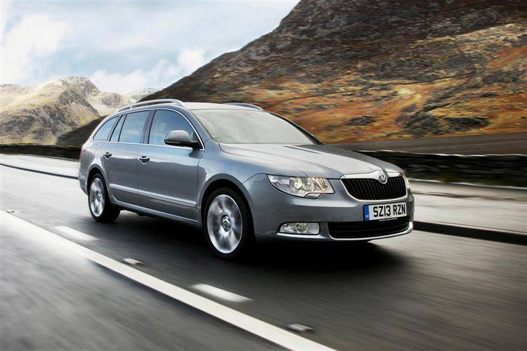 Skoda Superb (2013 - 2015) used car review