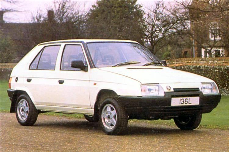 Skoda Favorit (1989 - 1995) used car review