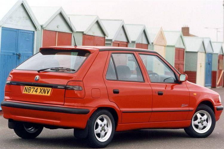 skoda felicia 1995 2001 used car review car review rac drive rh rac co uk Peugeot 206 Manual Toyota Hiace Manual
