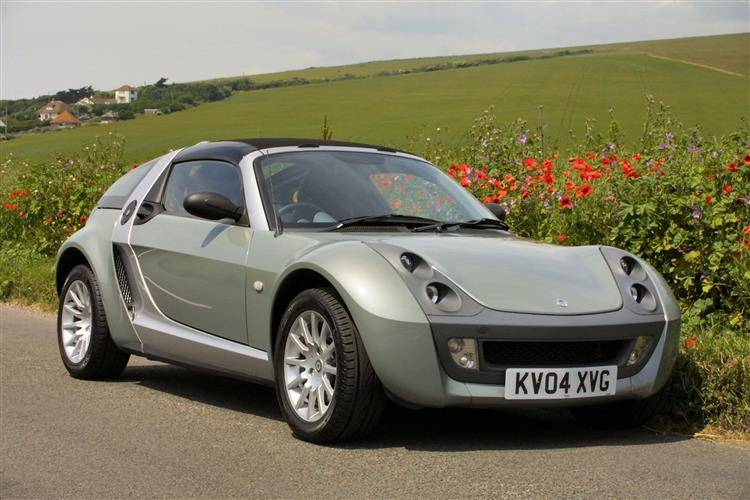 smart roadster roadster coupe 2003 2007 used car review car review rac drive. Black Bedroom Furniture Sets. Home Design Ideas