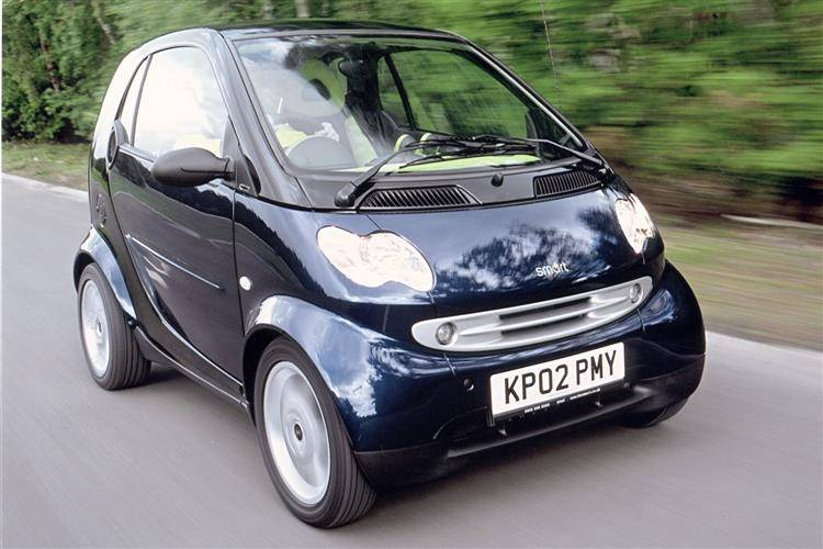 Smart City Coupe & Fortwo Coupe (2000 - 2007) used car review | Car