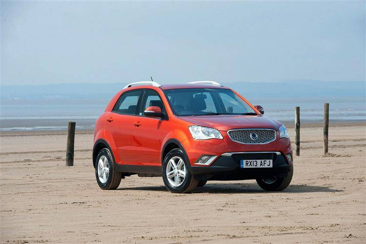 SsangYong Korando (2013 - 2015) used car review