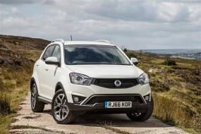 SsangYong Korando (2015 - 2017) used car review