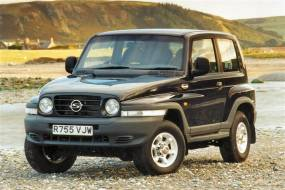 SsangYong Korando (1997 - 1999) used car review