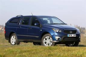 SsangYong Korando Sports Pick-Up (2012 - 2016) used car review