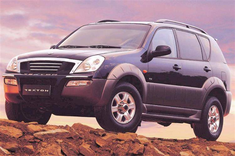 SsangYong Rexton (2003-2013) used car review
