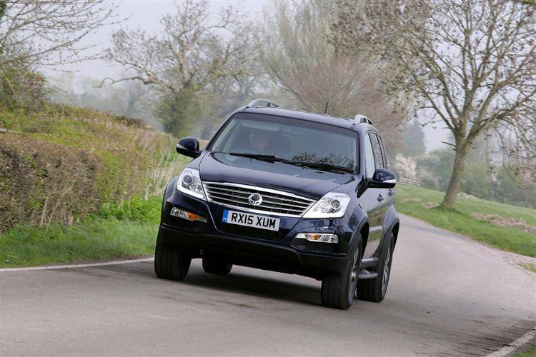 SsangYong Rexton W (2013 - 2015) used car review