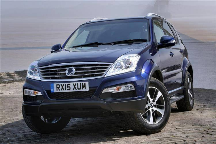 ssangyong rexton w 2013 2015 used car review car review rac drive. Black Bedroom Furniture Sets. Home Design Ideas