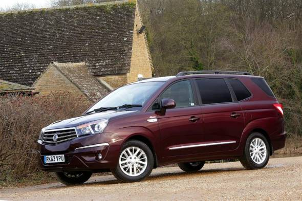SsangYong Turismo (2013 - 2015) used car review
