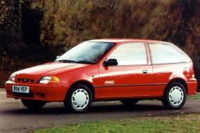 Subaru Justy (1996 - 2002) used car review