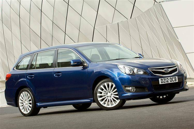 Subaru Legacy Tourer (2009 - 2014) used car review