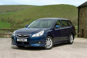 Subaru Legacy Tourer (2009 - 2014) used car review