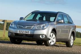 Subaru Outback (2010 - 2013) used car review