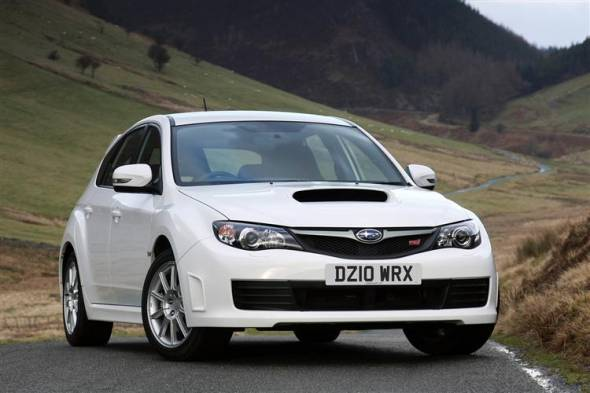 Subaru WRX Sti (2008 - 2013) used car review