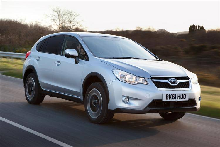 Subaru XV (2012 - 2013) used car review