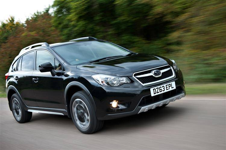 Subaru XV (2013 - 2015) used car review | Car review | RAC Drive