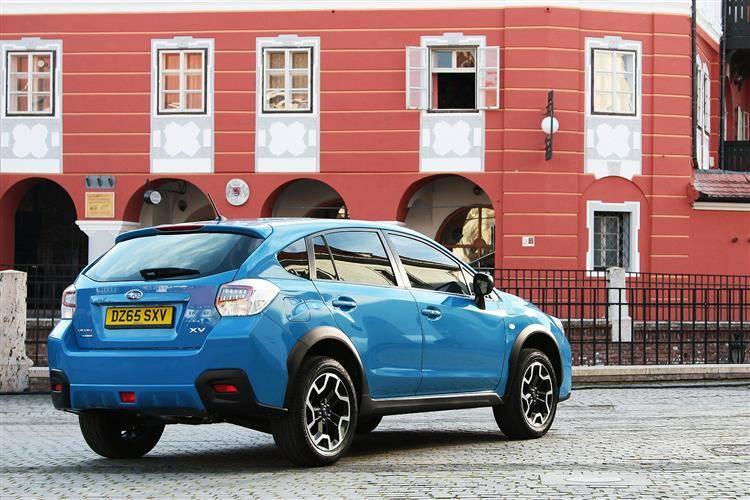 Subaru XV (2016 - 2017) used car review