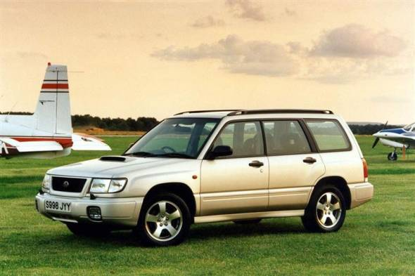 Subaru Forester (1997 - 2002) used car review