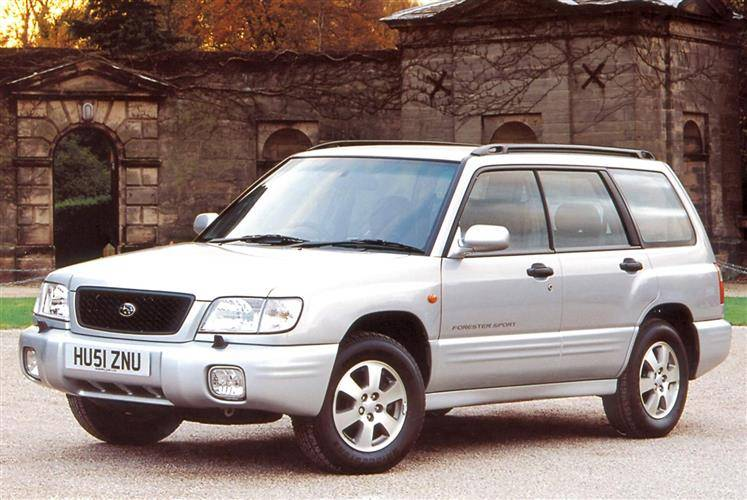 Subaru Forester (1997 - 2002) used car review | Car review