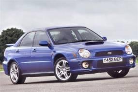 Subaru Impreza (2000 - 2007) used car review