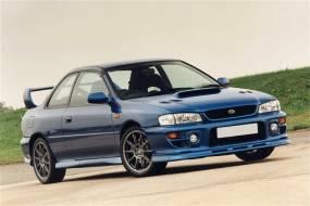 Subaru Impreza P1 (2000 - 2001) used car review