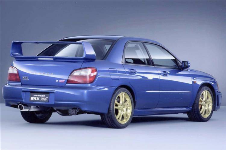 ... Subaru Impreza WRX Sti (2002   2007) Used Car Review ...