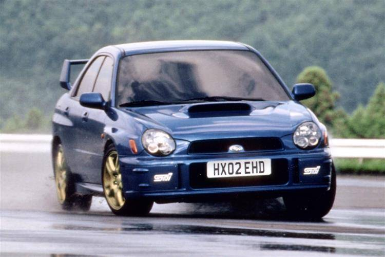 Exceptionnel ... Subaru Impreza WRX Sti (2002   2007) Used Car Review ...