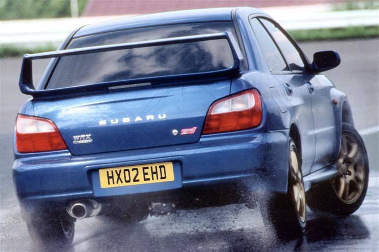 Subaru Impreza WRX Sti (2002 - 2007) used car review