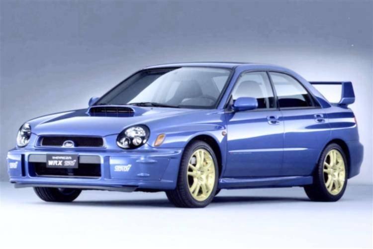 Subaru Impreza Wrx Sti 2002 2007 Used Car Review Car