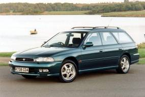 Subaru Legacy (1989 - 1998) used car review