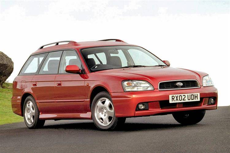 Subaru Legacy (1989 - 1998) used car review | Car review