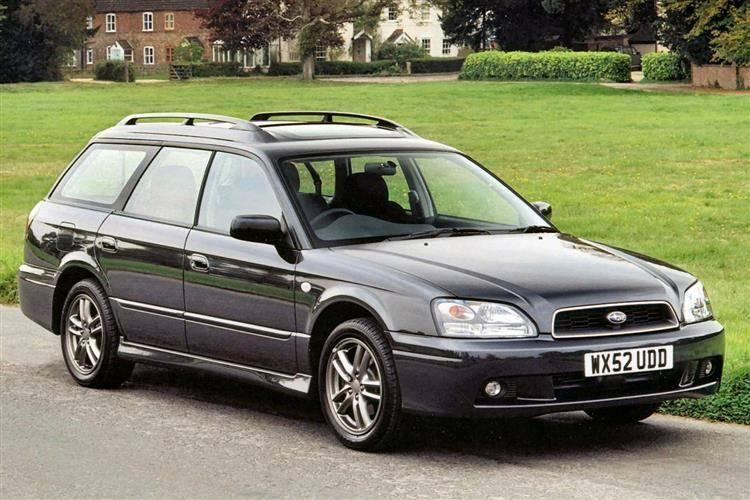 Subaru Legacy (1989 - 1998) used car review