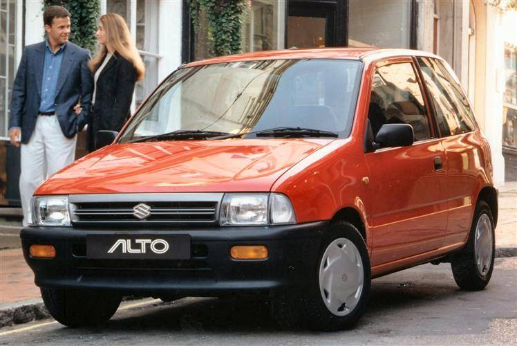 Suzuki Alto (1997 - 2006) used car review