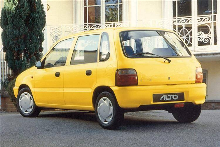 Suzuki Alto 1997 2006 Used Car Review Car Review Rac Drive