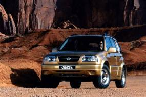 Suzuki Grand Vitara (1998 - 2006) used car review