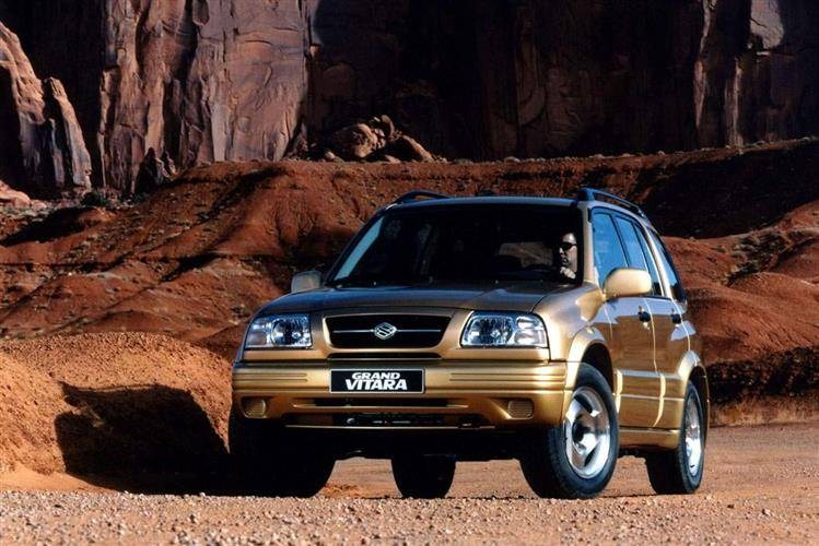 Suzuki Grand Vitara (1998 - 2006) used car review | Car