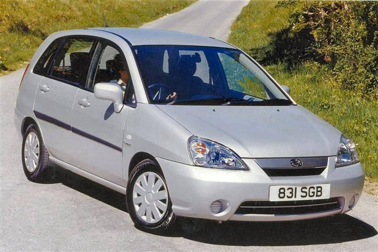 Suzuki Liana (2001 - 2008) used car review