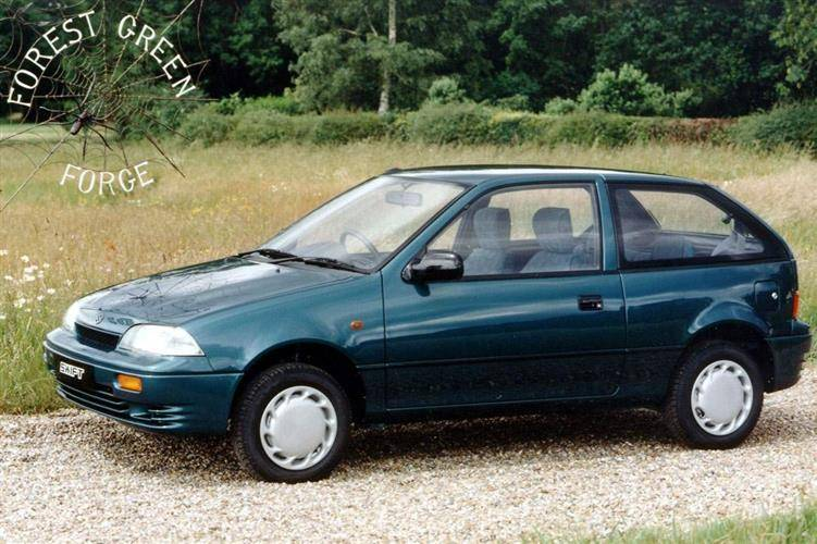 Suzuki Swift (1988 - 2003) used car review | Car review | RAC Drive