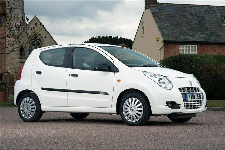 Suzuki Alto (2009 to 2015) used car review