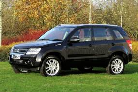 Suzuki Grand Vitara SZ (2009-2015) used car review