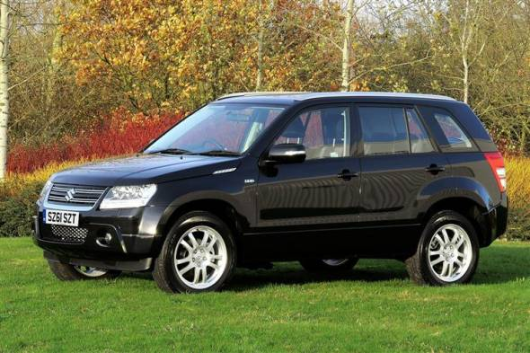 Suzuki Grand Vitara SZ (2009 - 2015) used car review