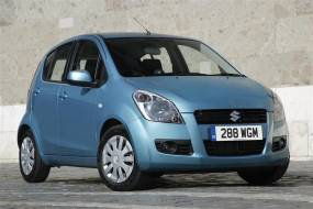 Suzuki Splash (2008 - 2011) used car review